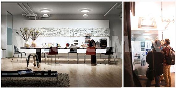 美国工业设计巨星karim rashid设计的威卢克斯室内全遮光帘,荣获德国