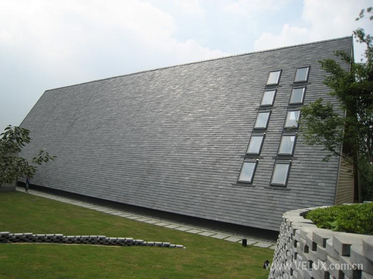 坡屋顶 - 公共建筑 - 威卢克斯(中国)有限公司