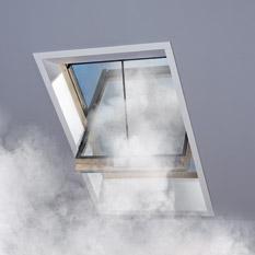 通风排烟窗